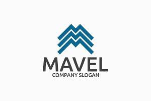 Mavel Letter M Logo