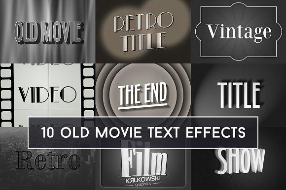 Movie fonts maker