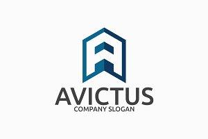 Avictus Letter A Logo