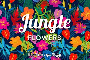 Jungle Flowers