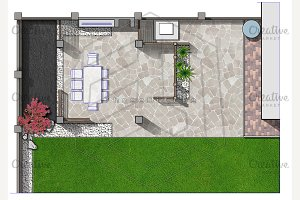 Backyard master plan