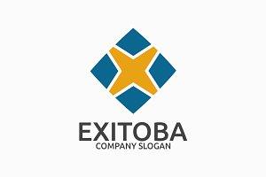 Exitoba Letter X Logo