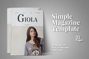 Giola Magazine