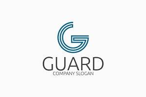 Guard Letter G Logo