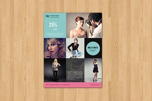 Professional Photography Flyer-V283
