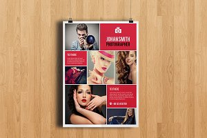 Photography Flyer Template-V284