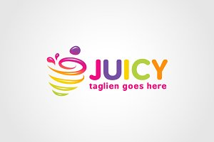Juicy Logo Template