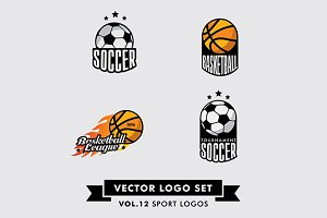 Sport Vector Logo Set