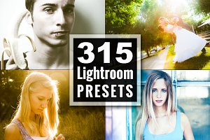 315 Best Lightroom Presets Plugins