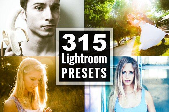 315 Best Lightroom Presets Plugins