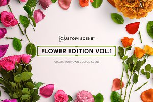 Flower Edition Vol. 1 - Custom Scene