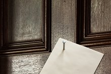 Delivering a message in envelope