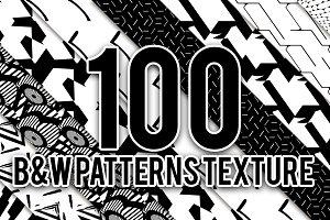 B&W Pattern Texture