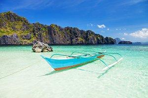 Filipino boat