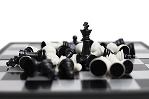 Chess isolated
