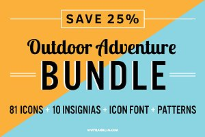 Outdoor Adventure BUNDLE