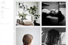 Scope - Portfolio Tumblr Theme