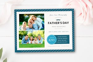 Father's Day Marketing Board