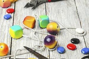 craft of making handmade jewelry