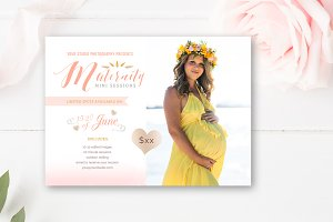 Maternity Session Board