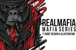 Real Mafia Illustration