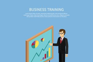 Business Taining Concept