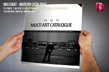MultiArt - Multipurpose Catalogue