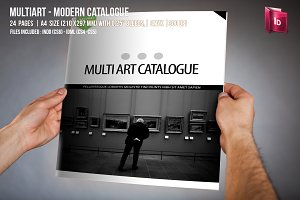MultiArt - Multipurpose Catalogue