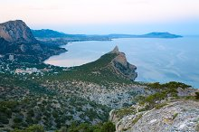 Novyj Svit reserve, Crimea
