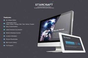 Starcraft - Creativ Keynote Template