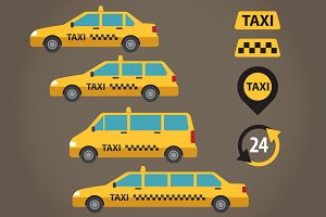 Taxi vehicles