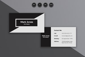 Business Card - Mark