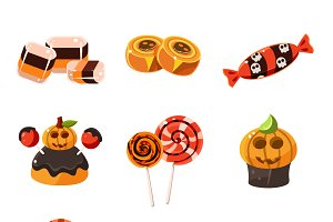 Traditional Halloween Sweets