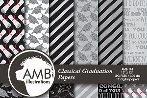 Graduation Papers, AMB-181
