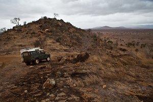 Lions Rock Lumo Conservancy Kenya
