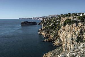 Alicante Cliff