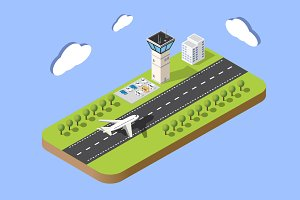Urban air port airport