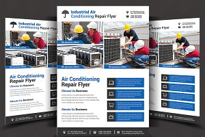 Air Conditioning Repair Flyer-2