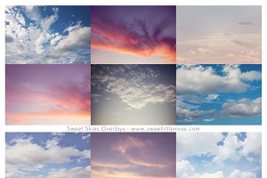 Sky Overlays - skies overlays