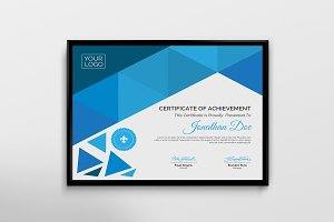 Abstract Certificate