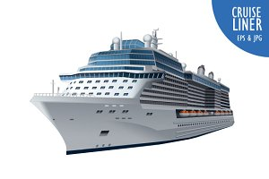 Luxury Cruise Liner