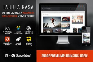 Tabula Rasa WP - Magazine/Corporate