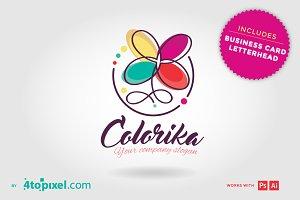 Colorika Branding Kit