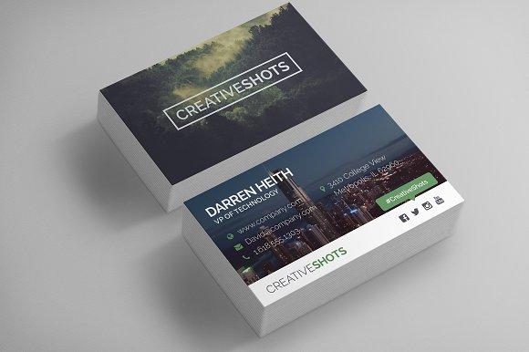 Modern Business Card Template Business Card Templates Creative - Modern business cards templates