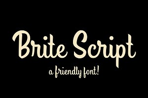 Brite Script