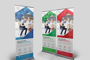 Pro Roll Up Banner