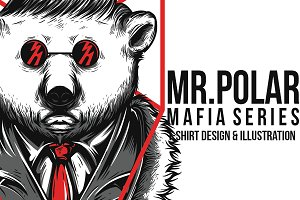 Mr.Polar Illustration