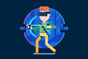 VR Archer