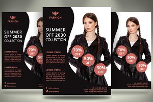 Fashion Flyer - SK