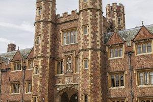 Queens college old court